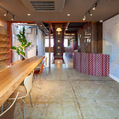 SALT VALLEY RENOVATION PROJECT: INTERIOR BOOKWORM CAFEが手掛けたイベント会場です。,