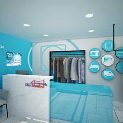 محلات تجارية تنفيذ Baki & Başaran İç Mimarlık