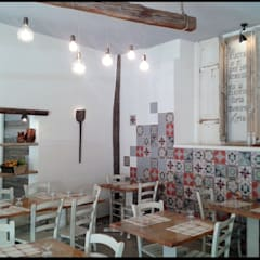 William's Ristorante in Bari: Gastronomia in stile  di Dimore - oggettieprogetti
