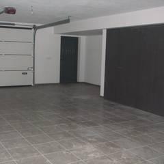 MORADIAS UNIFAMILIARES  T4 - VALONGO - PORTUGAL : Garagens e arrecadações  por SILFI - ARQUITETURA, ENGENHARIA E CONSTRUÇÃO