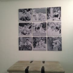 FotoGalerías Personalizadas: Pasillos y vestíbulos de estilo  por Cuarto de Luz: fotografía y decoración