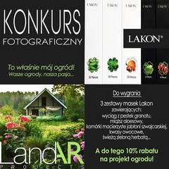 Konkurs! : styl , w kategorii Ogród zaprojektowany przez LandAR Projects Sp. z o.o.