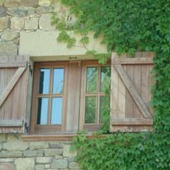 Windows by Atres Arquitectes,
