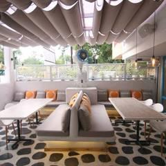 Mama Loca:  Hotels by Shadab Anwari & Associates.