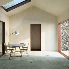 Maison IM: Bureau de style  par Belle Ville Atelier d'Architecture