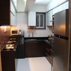 Valencia Tower : modern Kitchen by Elevate Lifestyles