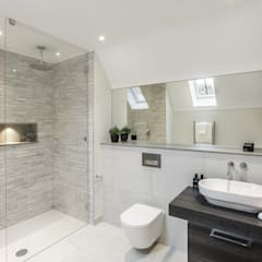 Ensuite:  Bathroom by Studio Hooton