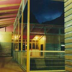 """Escuela """"Dresden"""": Escuelas de estilo  por pacific architecture chile"""