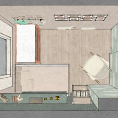 C&L - :  Kinderkamer door MEL design_
