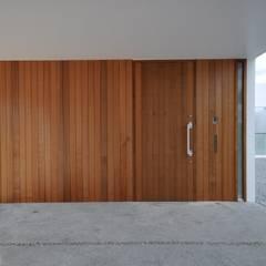 O-HOUSE: 門一級建築士事務所が手掛けた窓です。