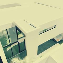 Casas de estilo  de JAPAZ arquitectura arte diseño