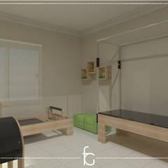 Clinics by Fernanda Giacomeli Arquitetura e Interiores, Classic