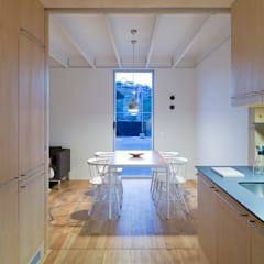 Treehouse Cozinhas minimalistas por Jular Madeiras Minimalista Contraplacado