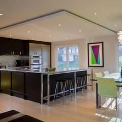 Gri Yapı Dekorasyon – Ev Dekorasyonu :  tarz Mutfak