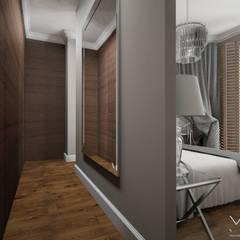 Apartament hotelowy: styl , w kategorii Garderoba zaprojektowany przez MGN Pracownia Architektoniczna