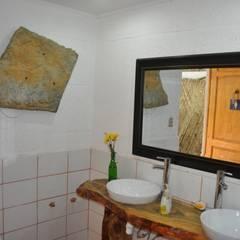 Calefacción Centro de Eventos Castaños del Maipo: Hoteles de estilo  por ALI-CURA