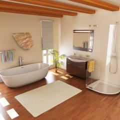 Ideas y más ideas Baños modernos de ALI-CURA Moderno