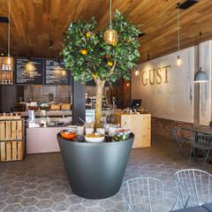 Nhà hàng by Zooco Estudio