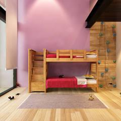 اتاق کودک by AParquitectos