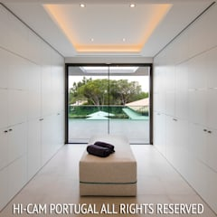Dressing room by Hi-cam Portugal