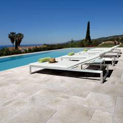 COEM - Aquitaine: mediterraan Zwembad door Spadon Agenturen