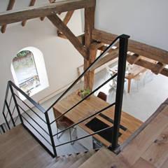 vide keuken:  Keuken door Arend Groenewegen Architect BNA