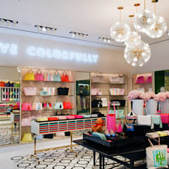 Kate Spade Regent Street:  Offices & stores by Househam Henderson