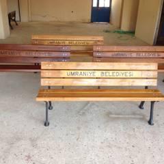 As3 Orman Ürünleri San Ve Tic Ltd Şti – AHŞAP BANK:  tarz Stadyumlar