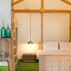 Exclusieve logiesaccommodaties Castricum:  Hotels door Atelier09
