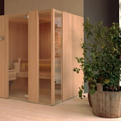 Effegibi Auki:  Spa by Steam and Sauna Innovation