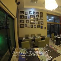 Sector interior: Gastronomía de estilo  por Anabela Tuninetti - Deco & Vanguardia