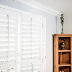 در و پنجره by Whitewood Shutters