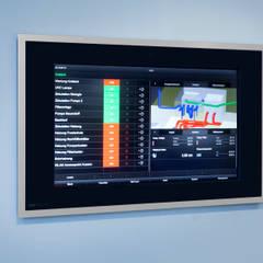 Daten und Funktionen überwachen :  Multimedia-Raum von Klaus Geyer Elektrotechnik