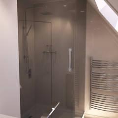 Badkamer:  Badkamer door AD MORE design
