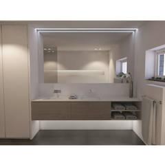 Badkamer: moderne Badkamer door AD MORE design