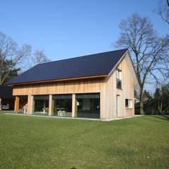 منازل تنفيذ STUDIO = architectuur