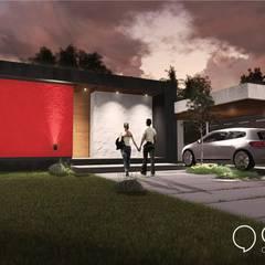 Houses by Comma - Oficina de arquitectura