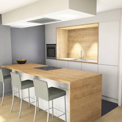 Kitchen by BODDAERT INTERIEUR
