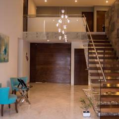 Koridor dan lorong by AParquitectos