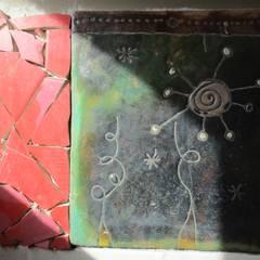 Dértail de la mosaïque: Ecoles de style  par Terre & Bentine