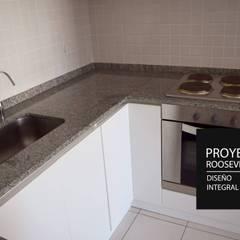 Modern kitchen by PANAL Modern