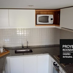 Scandinavian style kitchen by PANAL Scandinavian