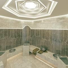 Nuevo Tasarım – Ankara Villa Projesi:  tarz Spa