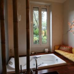 Baños de estilo  por LM Interieur Design