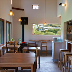 pizza storia: tai_tai STUDIOが手掛けたレストランです。