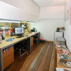 Diseño a La Carta: Oficinas y Tiendas de estilo  por Objetos DAC