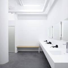 Rocycle:  Gezondheidscentra door Proest Interior,