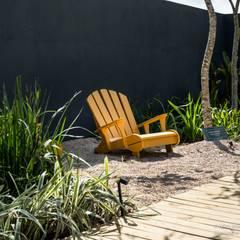 Casa BN: Jardins  por alexandre galhego paisagismo