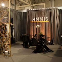 Estande Ammis Inverno Minas Tred Preview: Centros de exposições  por Ocapi Arquitetura