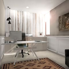 Study/office by CARMAN INTERIORISMO